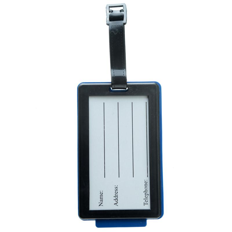 Identificador de mala de viagem em PVC - big bem
