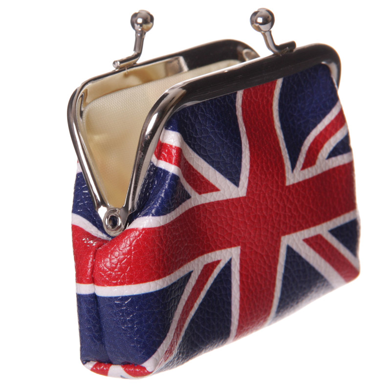 Porta-moedas Bandeira Reino Unido