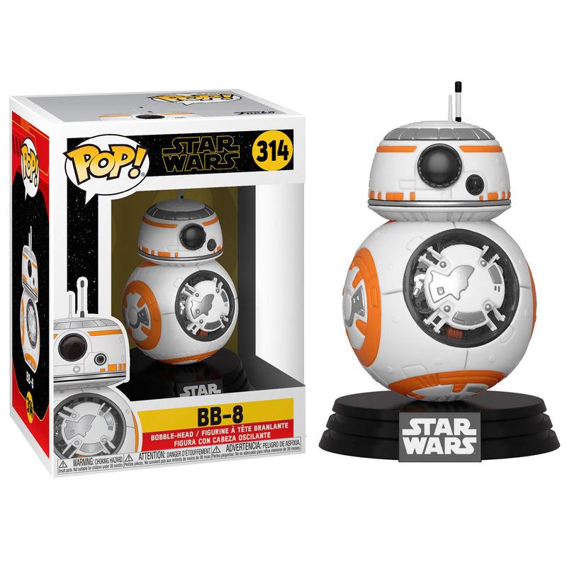 Figura POP Star Wars Rise of Skywalker BB-8