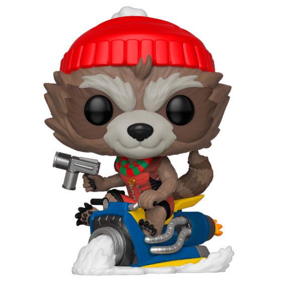 Figura POP Marvel Holiday Rocket