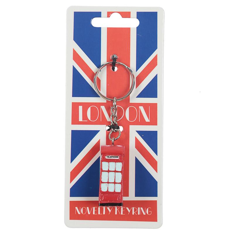 Porta-chaves Cabine telefónica de Londres