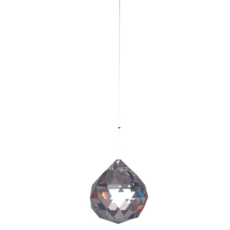 Cristal de vidro 6cm