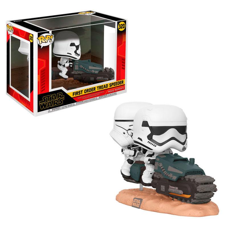 Figura POP Star Wars Rise of Skywalker Tread Speeder