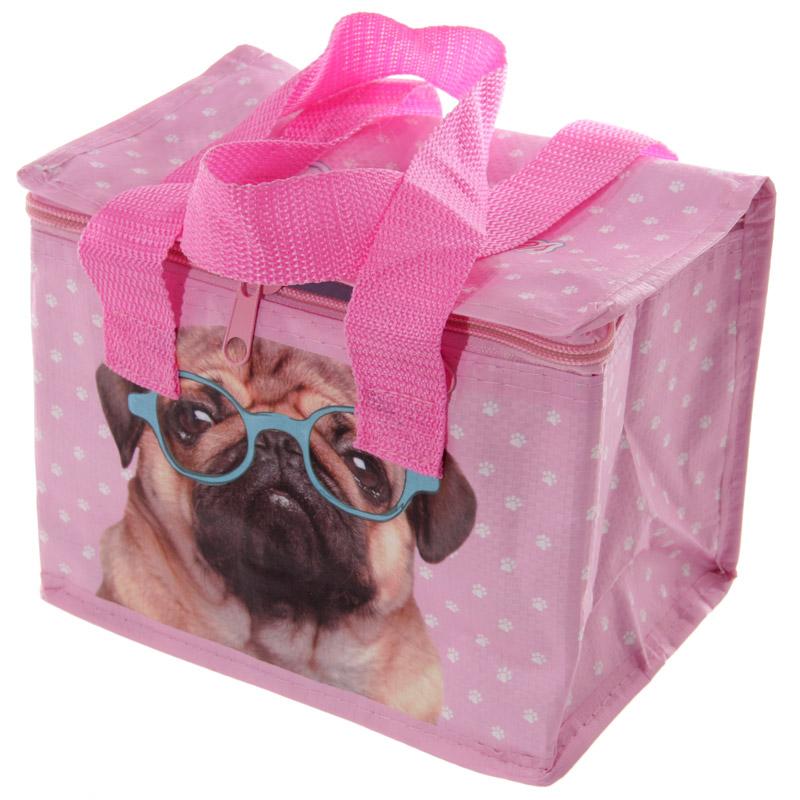 Saco térmico - Pug Rosa de Jack Evans