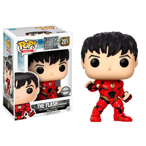 Figura POP DC Unmasked Flash Exclusive