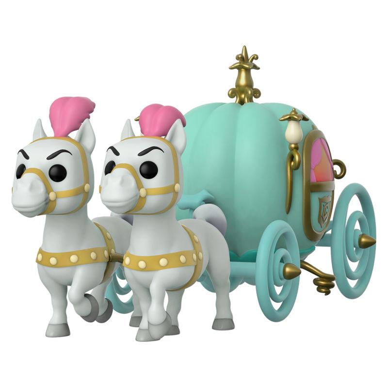 Figura POP Disney Cinderela Carriage