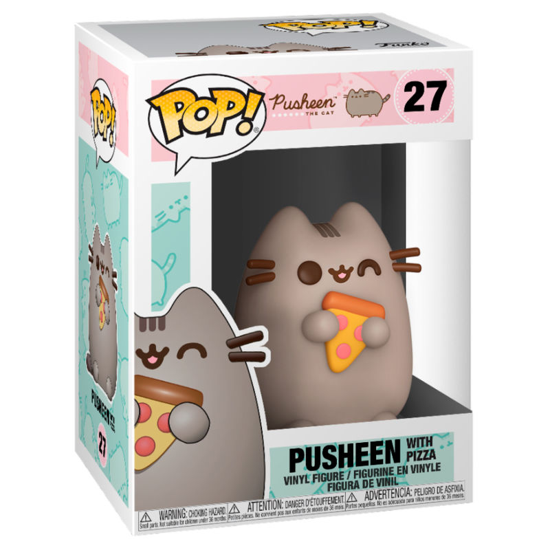 Figura POP Pusheen with Pizza