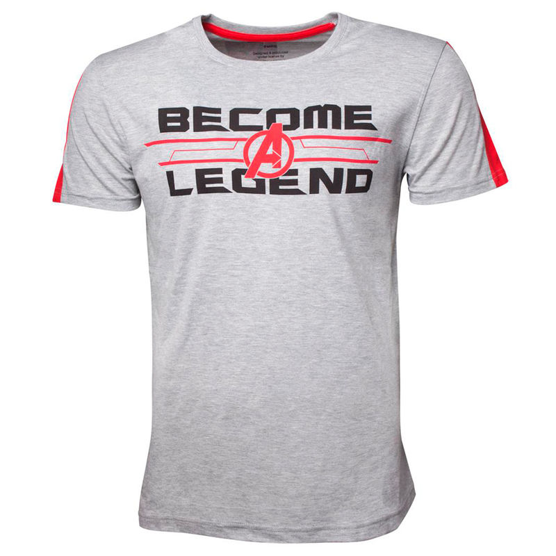 T-shirt Become A Legend Avengers Marvel