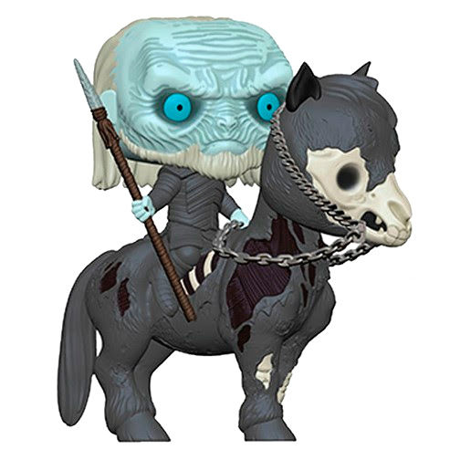 Figura POP Game of Thrones White Walker on Horse
