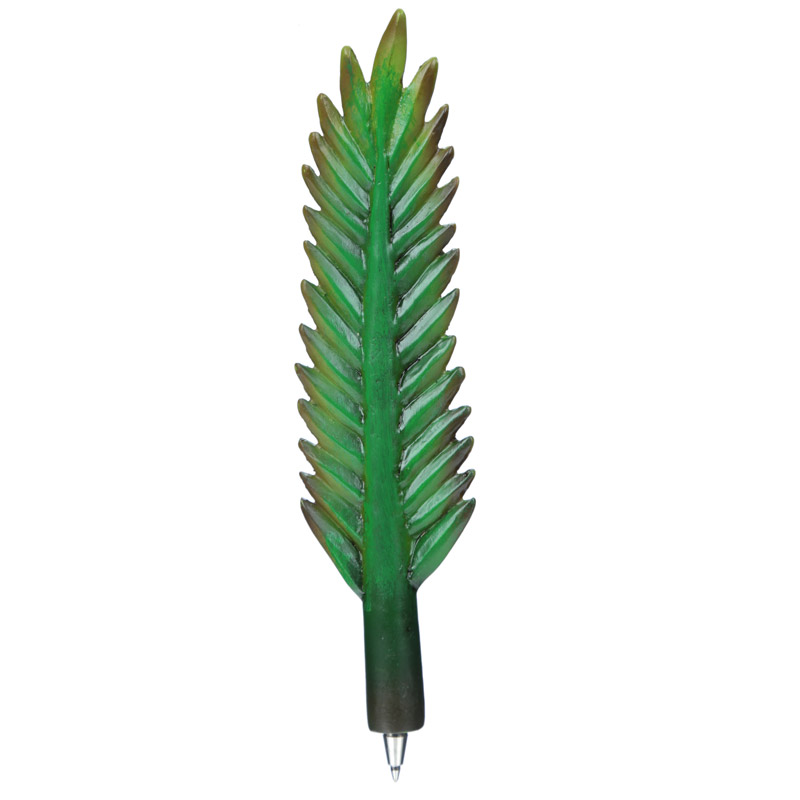 Caneta folha floresta tropical