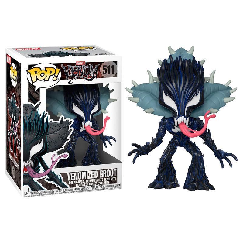 Figura POP Marvel Venom Venomized Groot