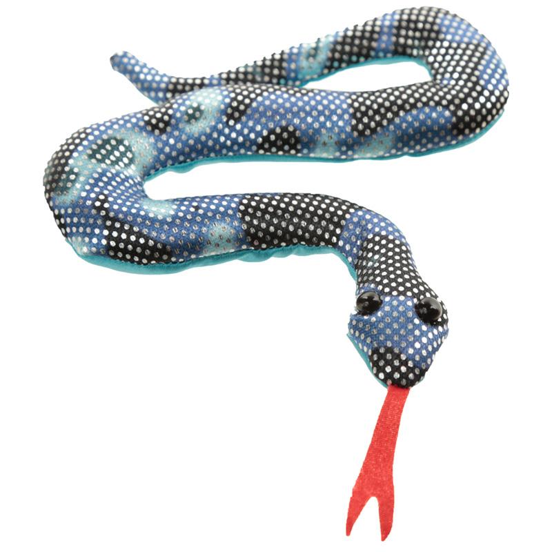 Serpente enchida com areia, pequena