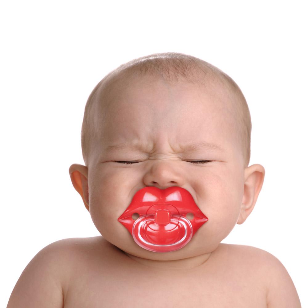 Chupeta lábios