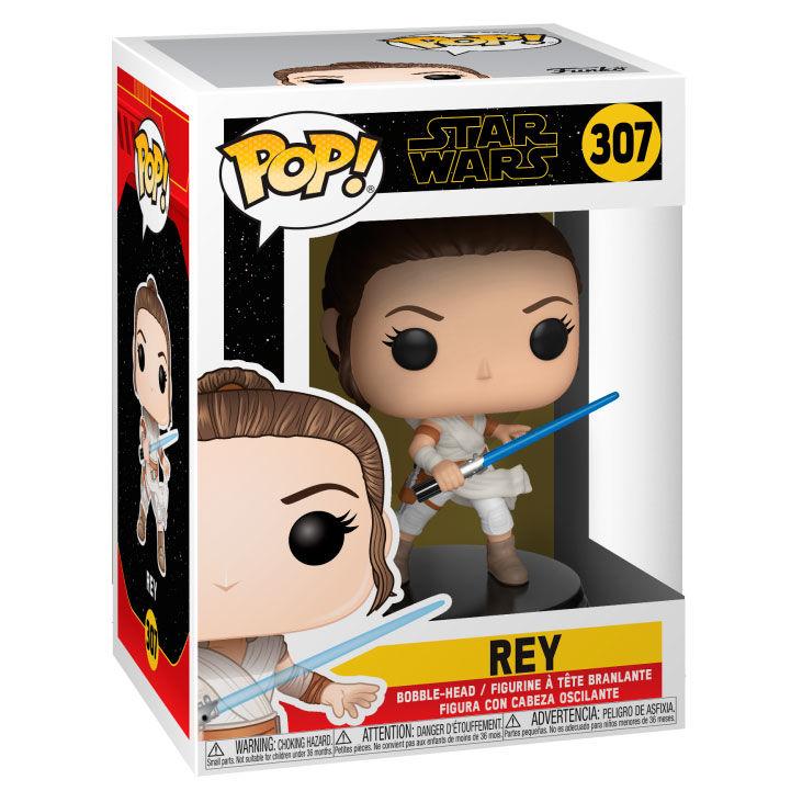 Figura POP Star Wars Rise of Skywalker Rey