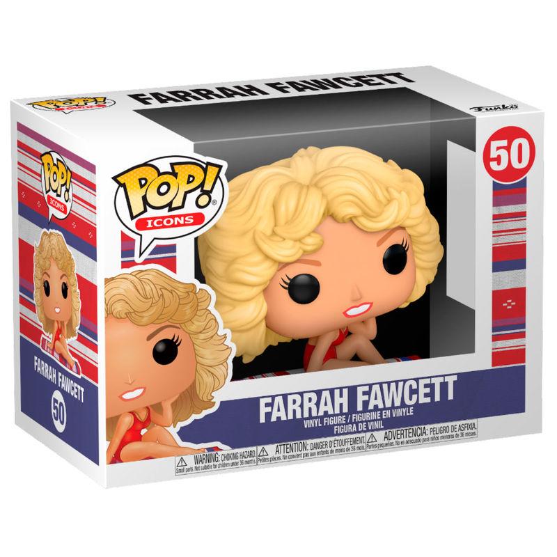 Figura POP Farrah Fawcett