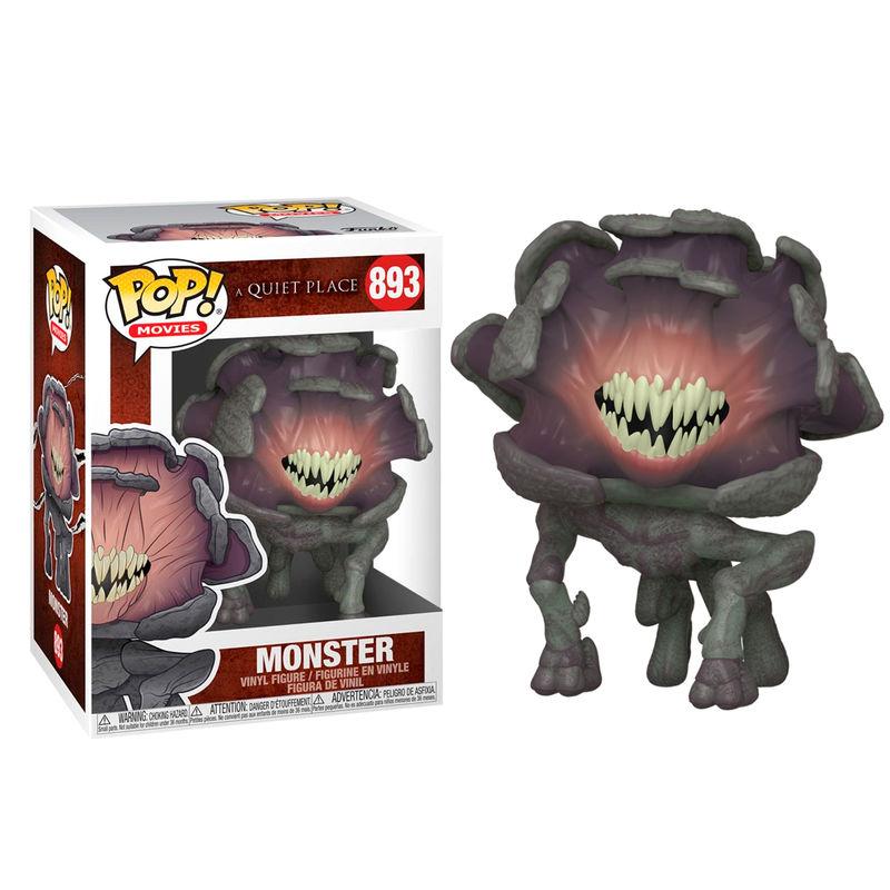 Figura POP A Quiet Place Monster
