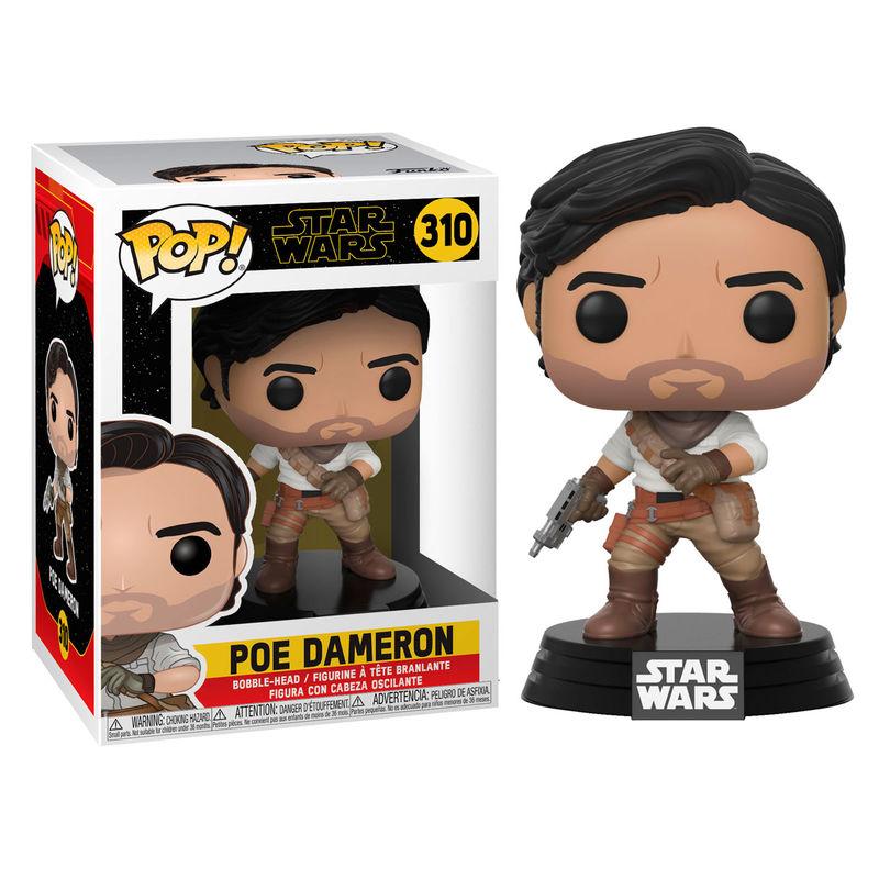 Figura POP Star Wars Rise of Skywalker Poe Dameron