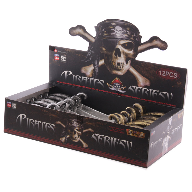 Espada de piratas divertida