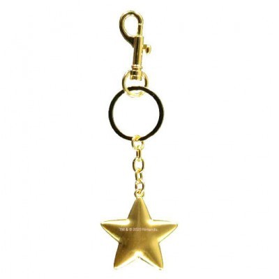 Porta-chaves metal Star Super Mario Nintendo