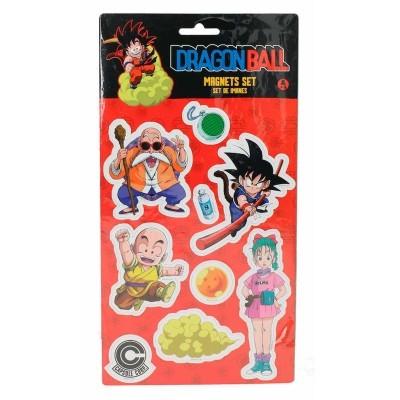 Conjunto magnéticos Dragon Ball