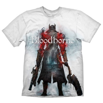T-shirt Hunter Street Bloodborne