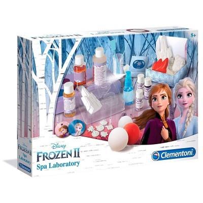 Laboratório de beleza Frozen 2 Disney