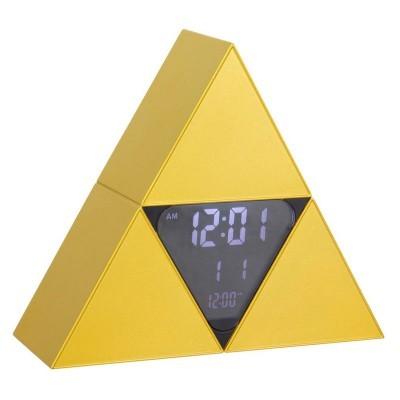 Relógio despertador Triforce Legend of Zelda