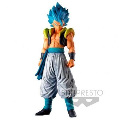 Figura Super Saiyan Blue Gogeta Super Master Stars Piece Dragon Ball Super 34cm