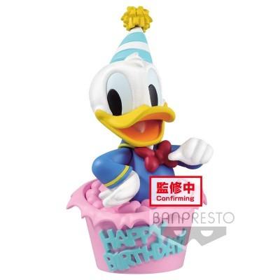 Figura Donald Duck Fluffy Puffy Disney A 10cm