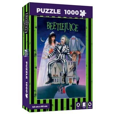 Puzzle Movie Poster Beetlejuice 1000pcs