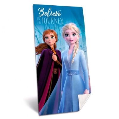 Toalha Frozen 2 Disney microfibra