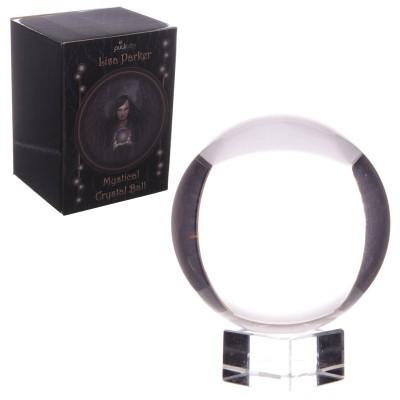 Bola de Cristal com expositor e caixa de oferta 7.5cm