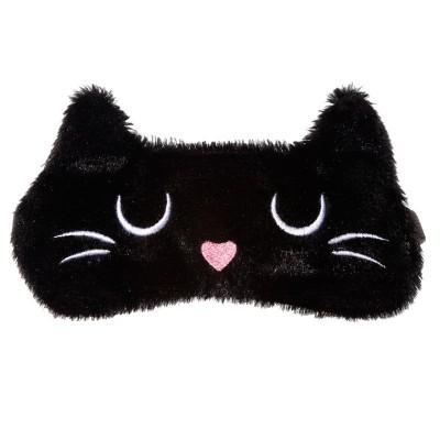 Máscara de dormir para dormir Gato Feline sortido