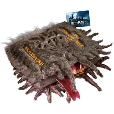 Peluche Libro de los Monsters Harry Potter 36cm