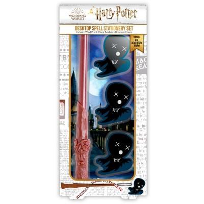 Conjunto papelaria Harry Potter
