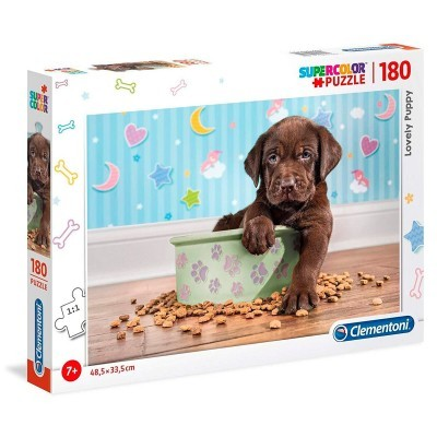 Puzzle Lovely Puppy 180pcs