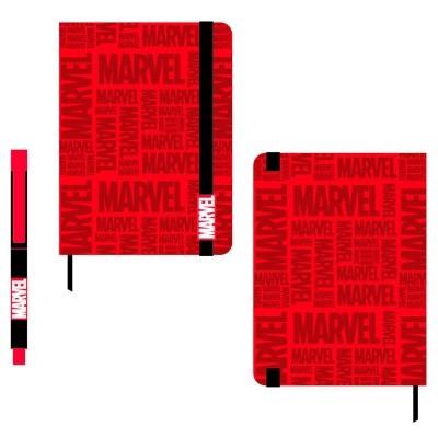 Set papelaria Marvel