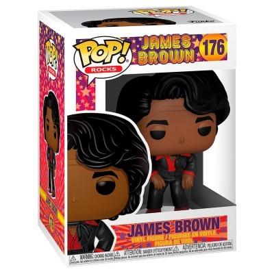 Figura POP James Brown