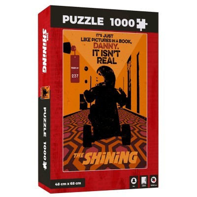 Puzzle It Isnt Real The Shinning 1000pcs