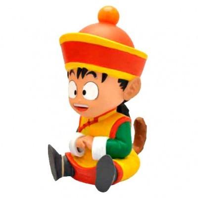 Figura Mealheiro Chibi Gohan Dragon Ball 16cm