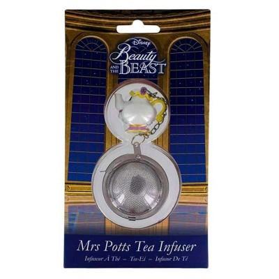 Infusor de chá Mrs Potts A Bela e o Monstro Disney