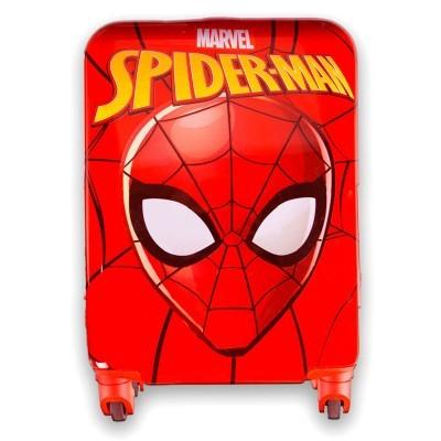 Mala troley ABS Spiderman Marvel 4 rodas 48cm
