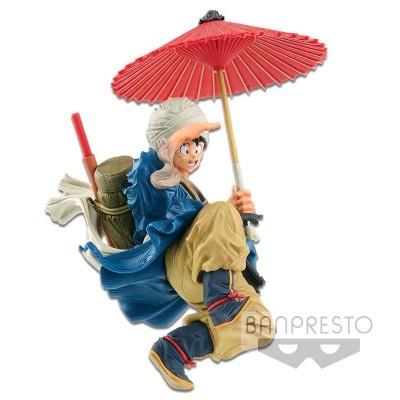 Figura Son Goku BWFC Dragon Ball Z 18cm