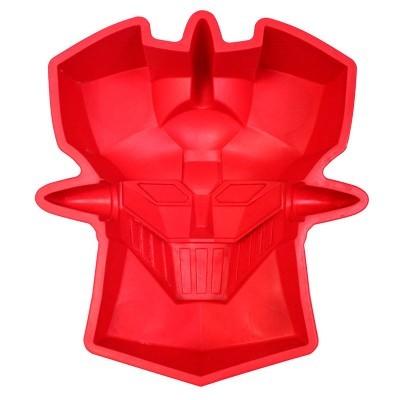 Molde silicone cabeça Mazinger Z