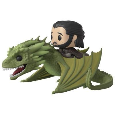 Figura POP Game of Thrones Jon Snow Rhaegal