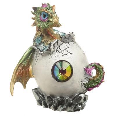 Dragão Pesadelo Encantado - Nascimento de Cristal