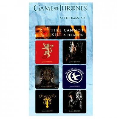 Conjunto magnéticos Game of Thrones