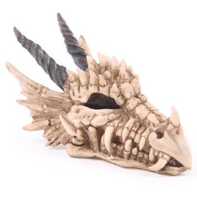 Mealheiro Crânio Dragão