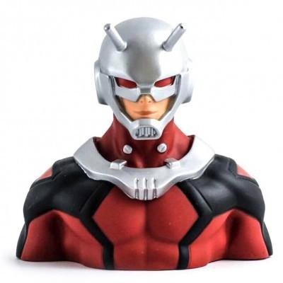 Busto Mealheiro Ant-Man Marvel 20cm
