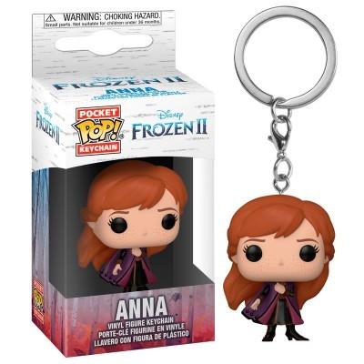 Porta-chaves Pocket POP Disney Frozen 2 Anna